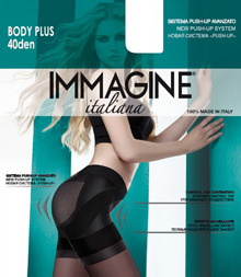 Фото IMMAGINE Body Plus 40 den
