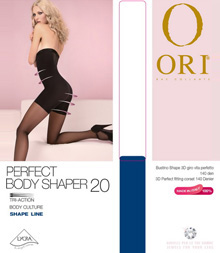 Фото ORI Perfect Body Shaper 20 den